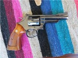 """Smith and Wesson Model 19-3 4 Inch """"High Polish"""" - 2 of 5"""