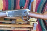 """Winchester 1894 Saddle Ring Carbine .38-55 """"1912"""" - 6 of 10"""
