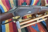 """Winchester 1876 26"""" Special Order .45-60 """"1881"""" - 6 of 13"""