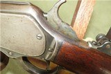 "Winchester 1876 .45/75 28"" Round Barrel 1884 60% - 5 of 16"
