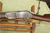 "Winchester 1876 .45/75 28"" Round Barrel 1884 60% - 4 of 16"