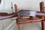 "Winchester 1876 .45/75 28"" Round Barrel 1884 60% - 6 of 16"
