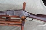 "Winchester 1873 3RD Model .22 SHORT ""1886"" - 1 of 11"
