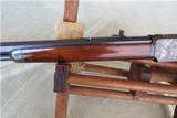Winchester 1873 Second Model Case Colored 95% - 6 of 20