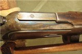 Winchester 1873 Second Model Case Colored 95% - 14 of 20