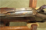 Winchester 1873 Second Model Case Colored 95% - 19 of 20