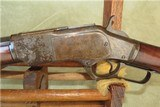 Winchester 1873 Second Model Case Colored 95% - 9 of 20