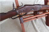 Winchester 1873 Late 1ST Model Open Top RARE! - 12 of 15