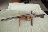 Winchester 1873 Late 1ST Model Open Top RARE!