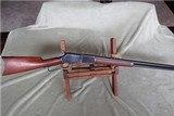 Winchester 1876 3RD Model .45-60 Set Trigger 98%