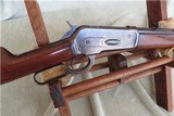"""Winchester 1886 .40-65 26"""" Octagon """"1889"""" - 6 of 10"""
