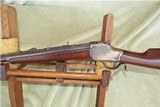"""Winchester 1885 .38/55 30"""" 1/2 Round D.S.Trigger - 1 of 9"""