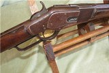 Winchester 1873 2ND Model .44 Xtra Heavy S.S.T. - 8 of 17
