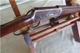 """Winchester 1894 .38/55 Rapid Tapper 30"""" """"1895"""" - 7 of 12"""