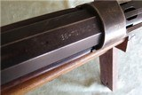 "Winchester 1886 .38/70 RARE! 26"" Octagon ""1895"" - 14 of 15"