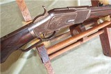 """Winchester 1873 Deluxe Pistol Grip.44 1/2 """"1886"""" - 7 of 16"""