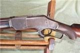 """Winchester 1873 Deluxe .22SHORT Pistol Grip '1891"""" - 4 of 14"""