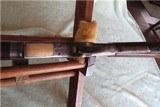 """Winchester 1873 Deluxe .22SHORT Pistol Grip '1891"""" - 12 of 14"""