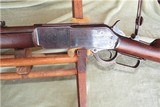 """Winchester 1876 2ND Model .45-60 85% """"1881"""" - 9 of 12"""