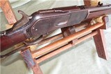 """Winchester 1876 2ND Model .45-60 85% """"1881"""" - 11 of 12"""