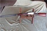"Winchester 1886 1st Model .45-70 26"" Oct. ""1888"""