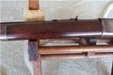 "Winchester 1886 .38/70 RARE! 26"" Octagon ""1895"" - 7 of 15"