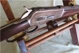 "Winchester 1886 .38/70 RARE! 26"" Octagon ""1895"" - 3 of 15"