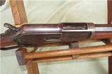 """Winchester 1876 1ST Model Open Top .45-75 """"1877"""" - 4 of 12"""