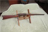 """Winchester 1876 1ST Model Open Top .45-75 """"1877"""" - 12 of 12"""