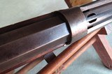 "Winchester 1886 .45-70 ""First Model"" 26"" Oct. ""1888"" - 12 of 14"
