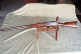 Winchester 1876 .45/60wcf. Special Order 1/2 Round - 1 of 11