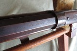 Winchester 1876 2ND Model .45-60 Button mag 1/2rnd. - 3 of 11