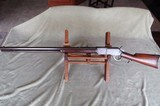 """Winchester 1876 .45-60 28"""" Octagon 40% """"1882"""" - 1 of 11"""