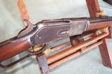 """Winchester 1876 """"2ND Model"""" .45-60. """"1881"""" - 7 of 10"""