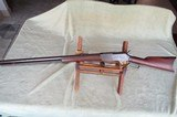 "Winchester 1876 2ND Model .40-60wcf 28"". ""1878"""