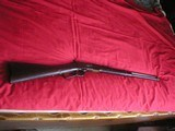 WINCHESTER 1873 SADDLE RING CARBINE, 44-40 C.1885, 20 INCH BARREL, SERIAL NO. 1796XXB