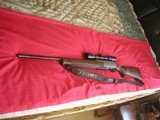 """BROWNING BAR MARK III 30-06 SEMI AUTO 22"""" B. WITH BUSHNELL TROPHY BONE COLLECTOR SCOPE, UNFIRED?"""