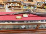 Winchester mod 1903made in 1914 22 win auto with ammo