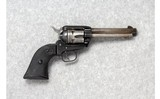 Colt ~ Frontier Scout (F Series) ~ .22 Long Rifle