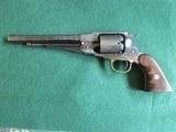 Original Remington Model 1858 Army Revolver