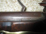 Antique French 1777 Dragoon Flitlock Musket - 9 of 10