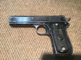 Colt Pistol 38ACP