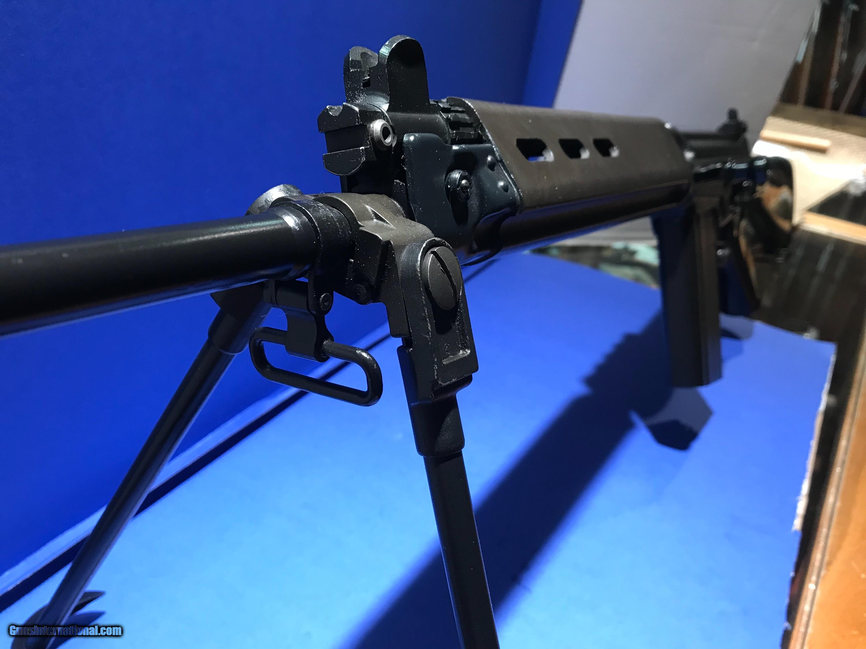 FN-FAL Belgium  308 match Batle Rifle