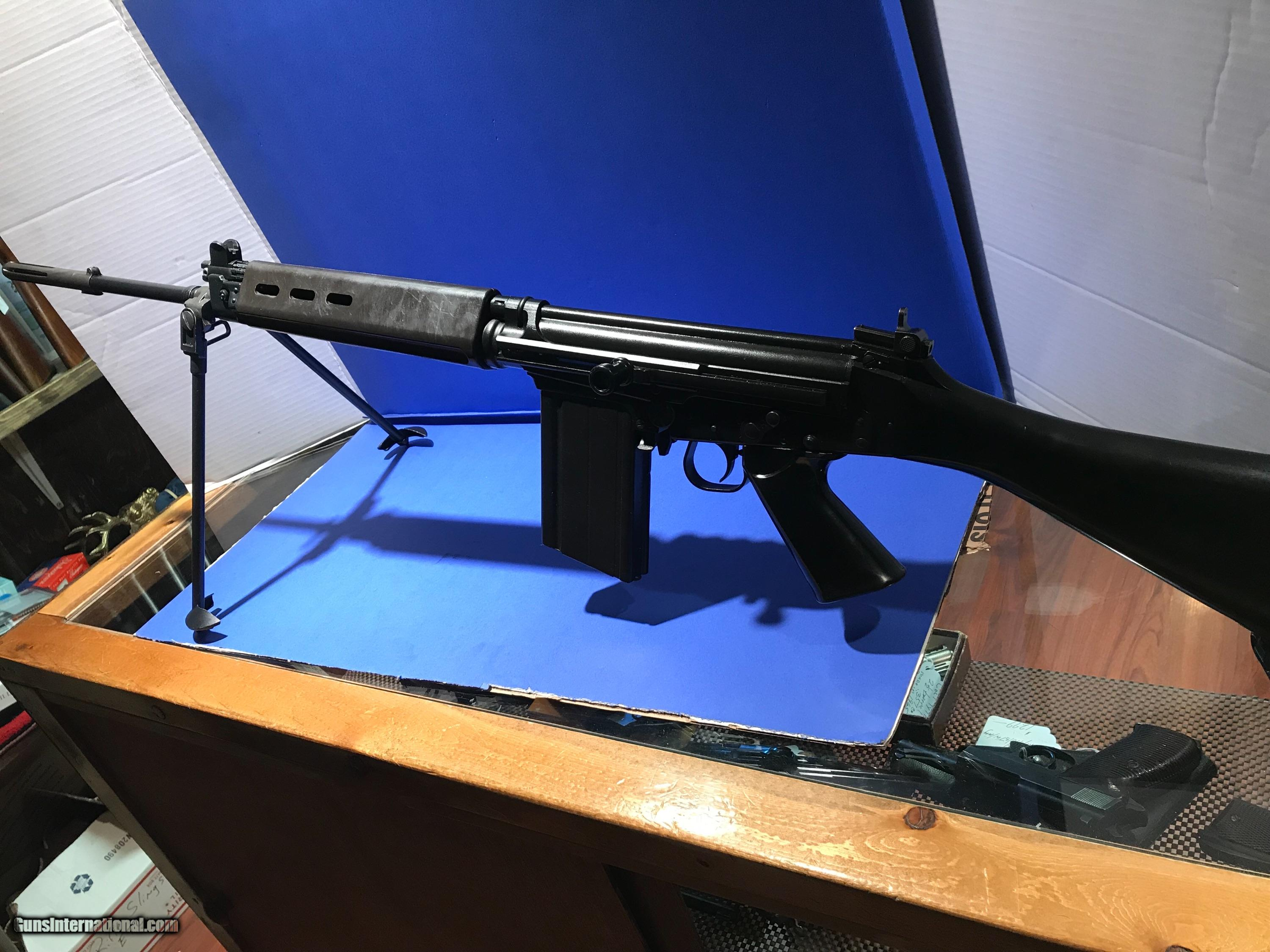 FN-FAL Belgium  308 match Batle Rifle
