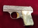 Factory Engraved Baby Browning