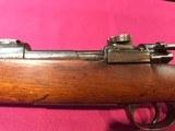 Pre-war 8x57 custom German mauser