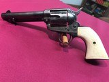 Colt SAA. 5 1/2.38 Special