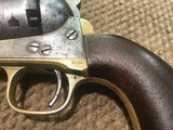 Colt Navy 1861 with Original holster - 10 of 15