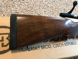 CZ 550 Safari Classics 500 Jeffery Dangerous Game Rifle - 3 of 8