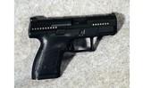CZ ~ P10 — S ~ Pistol ~ 9 mm.